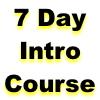 7 Day Intro